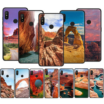 American Grand Canyon TPU Soft Silicone Case Cover For Redmi Note 5 6 7 8 9 Pro Max 8T 9S 5A Prime image