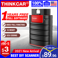 2021 OBD2 Diagnostic Tool ThinkDiag All Car Brands 1 Year Free  Active Test ECU Code  PK Old boot diagzone easydiag golo