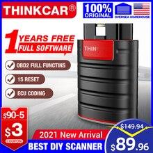 ThinkDiag – outil de Diagnostic pour voiture, avec Code ECU PK Old boot diagzone easydiag golo, 1 an de Test actif gratuit, OBD2, toutes les marques, 2021
