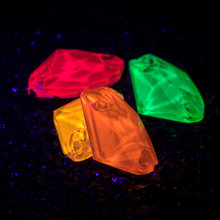 Новый тип ультрафиолетосветильник света Стразы для шитья с плоским