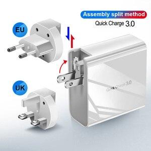 Image 2 - Olaf 48W Sạc Nhanh Quick Charge 3.0 Sạc USB QC3.0 QC Loại C PD Cắm Sạc Nhanh Tường Sạc Điện Thoại Di Động cho iPhone Xiaomi Huawei