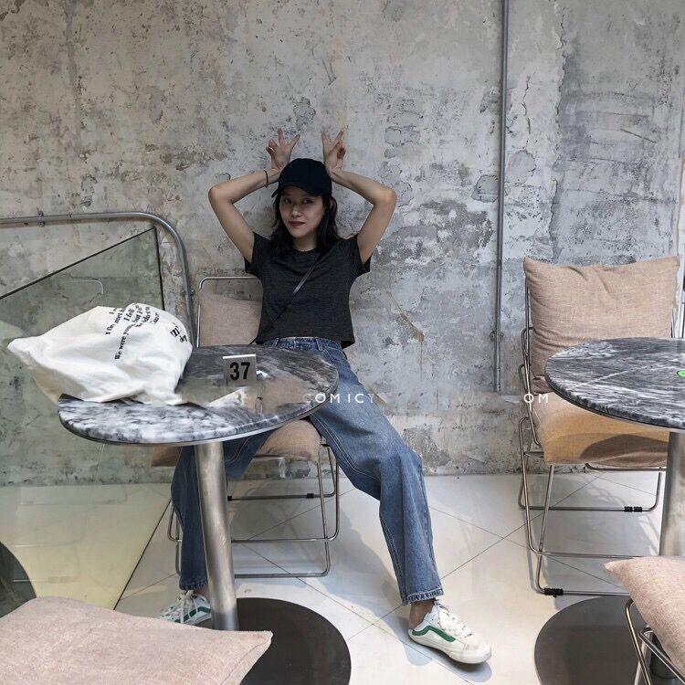Currently Available Origional Design Hyuna Sense Jeans