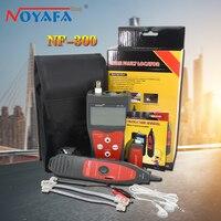 Noyafa-300 Lan Tester RJ45 LCD Kabel Tester Draht Tracker Tracer Anti-störungen Netzwerk Kabel Tester Tool Kit
