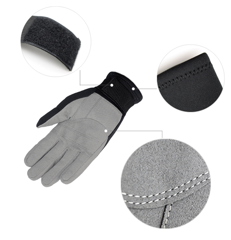 1.5mm 3mm 5mm Scubatauchen Neopren Handschuhe Männer Frauen