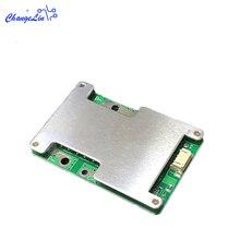 3S 4S 12 В 100A/120A литий-ионная Lipo Lifepo4 литиевая батарея Защитная плата с контролем баланса и температуры BMS PCB DIY
