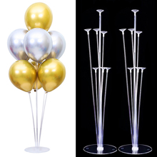 2Set Wedding decoration Balloon stand Balloons holder column Adult kids birthday party ballons decor for home/garden Babyshower