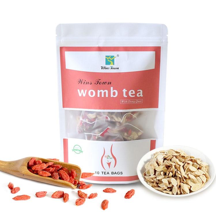 Natural Female Detox Tea Warming Womb Tea Slimming Herbal Uterus Cleansing Tea Irregular Menstruation Womb Detox Tea Weight Lost