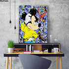 Mickey Cartoon Poste...