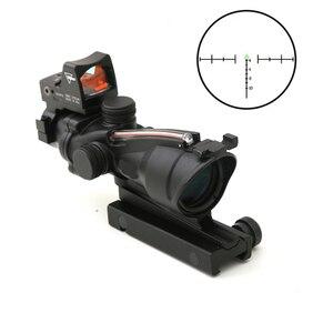 ACOG 4X32 Optical Scope Rifle