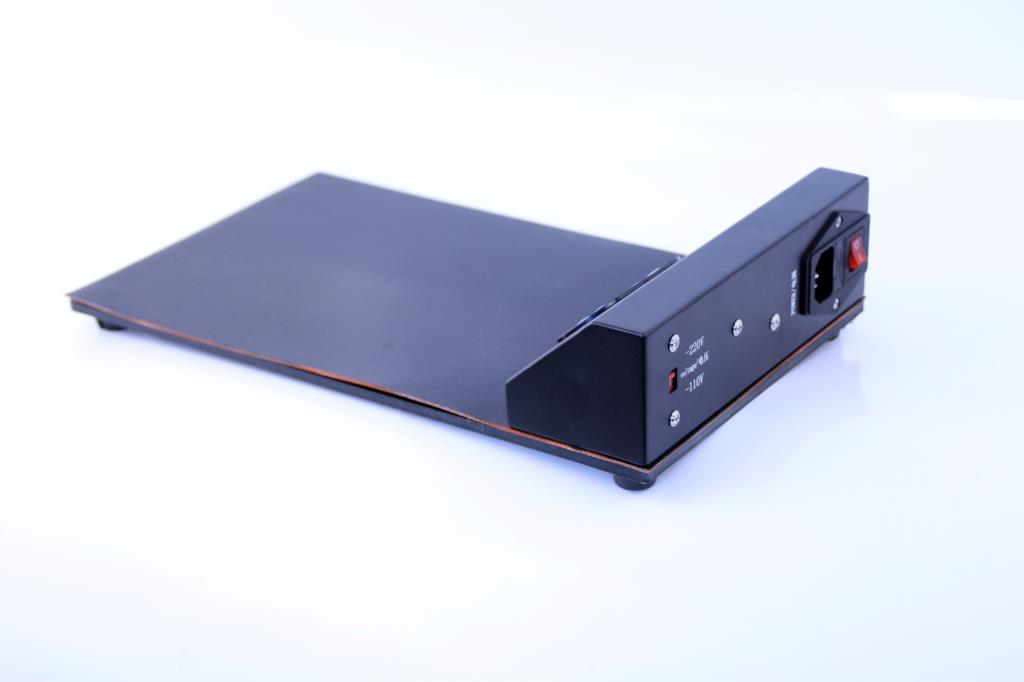 TBK-568 tela lcd aberto separado máquina ferramenta