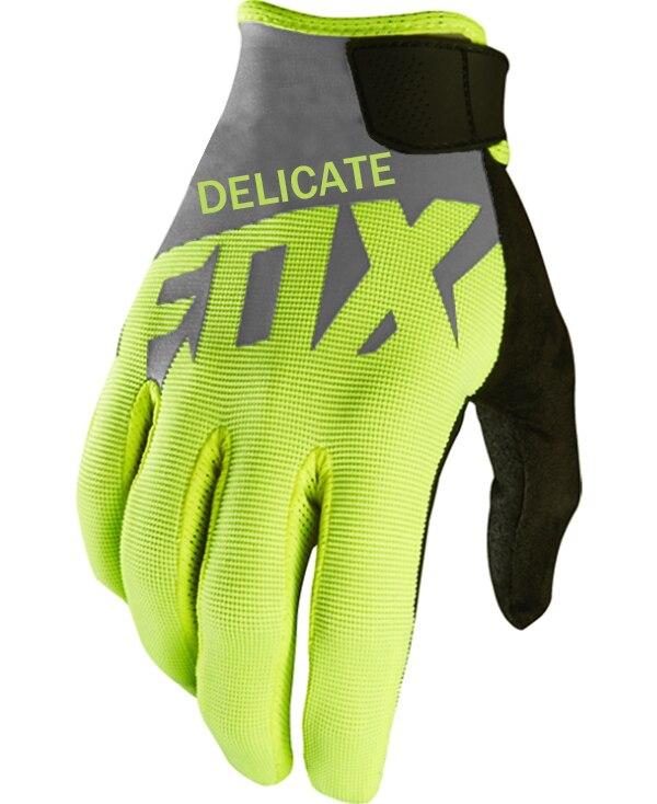 Hot Sale Delicate Fox Ranger Gloves Cylcing Motorcycle Riding Motocross MTB DH Race MX Dirt Bike Gloves