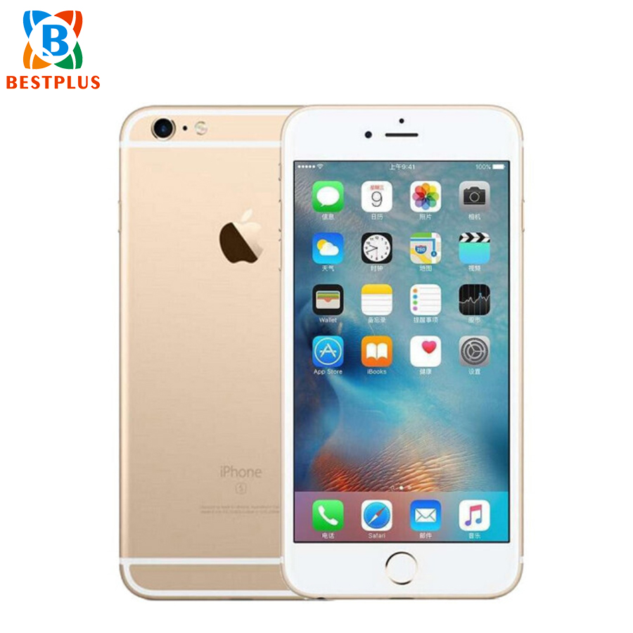 Sprint Version Apple iPhone 6s Plus A1687 LTE Mobile Phone 5.5 2GB RAM 16/64/128GB ROM 12.0MP Camera dual Core Smart Phone image