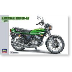 1/12 Kawasaki KH400-A7 модель мотоцикла 21506