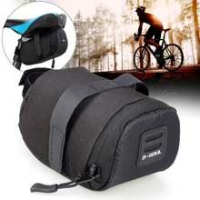 Нейлоновая велосипедная сумка на седло для велосипеда заднее