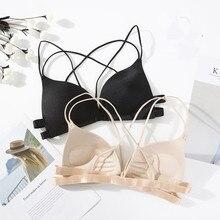 Kid Bra Underwear Clothing Sport-Bra Puberty Girls Breast-Teenage Small Soft Cotton