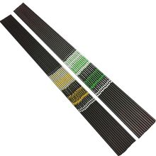 Tir à l'arc en carbone pur, 6 ou 12 pièces, colonne vertébrale 400, 500, 600, 700, 800, 900, 1000, 1100, 30.5,, tir à l'arc, pouces, ID4.2mm