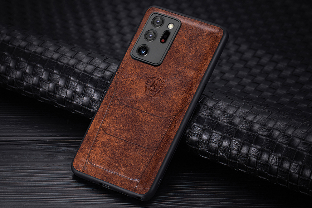 Galaxy NOTE 20 Ultra leather case 8