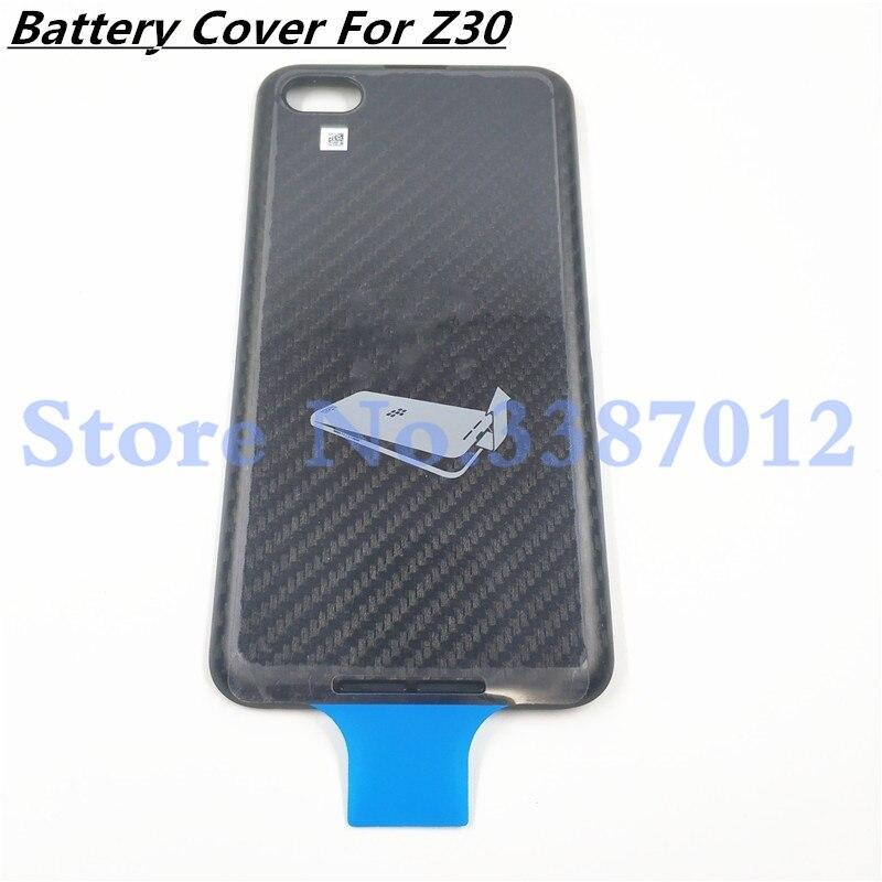 New Original housing For BlackBerry Z30 4G Back battery door cover(China)