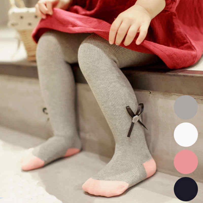 귀여운 코튼 스타킹 레이스 넥타이 여자 아기 겨울 신생아 팬티 스타킹 Meisje fille Menina Collant 스타킹 레이스 코튼 의류
