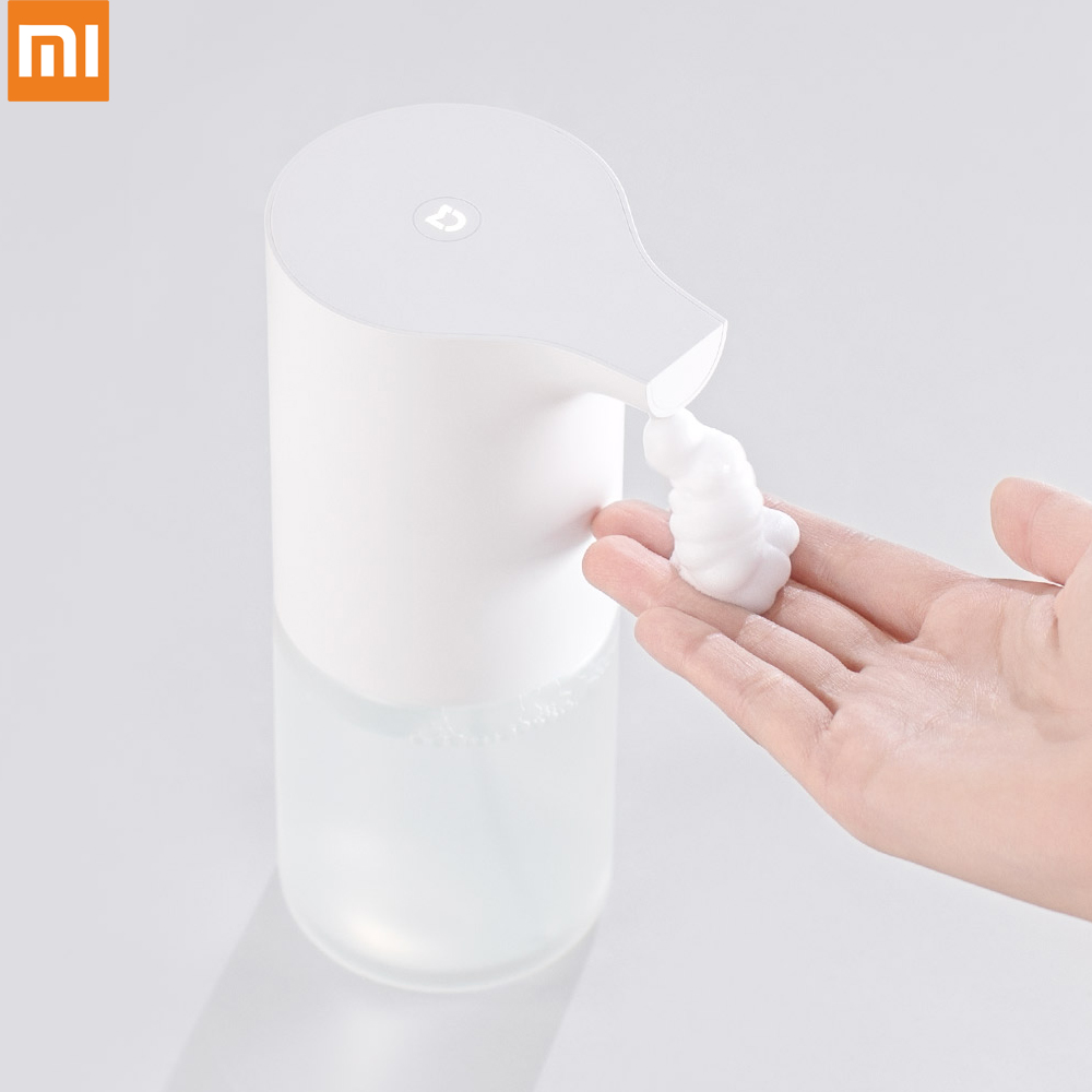 Original Xiaomi Mijia Automatic Induction Foaming Hand Washer Automatic Soap Dispenser Infrared Sensor For Home Office 2020