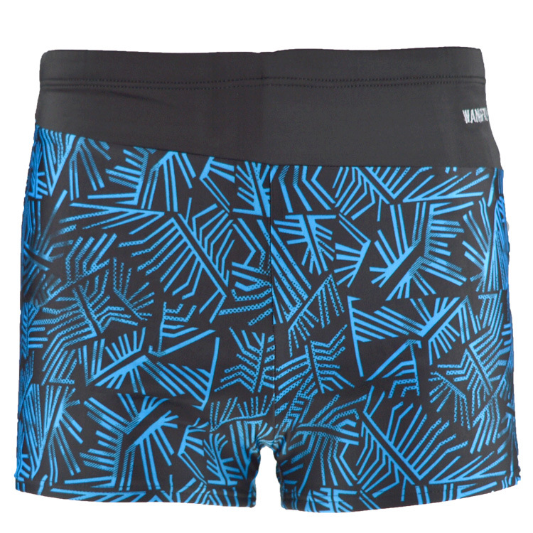 Factory Price New Style Printed Swimming Trunks Top Grade Swimming Trunks Men Brand AussieBum 6911 Swimming Trunks