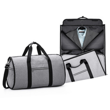 Men travel bags for suit  Foldable Waterproof bags hand luggage business travel duffle bag 5 stars weekend luggage bag