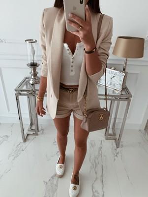 Женский Осенний Тонкий Блейзер Feminino с длинными рукавами и карманами, тонкие блейзеры и куртки, деловая работа, Blaser