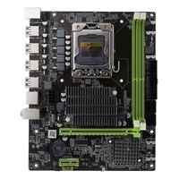 Standard Size X58 LGA 1366 Motherboard Support REG ECC Server Memory and Xeon Processor Motherboard