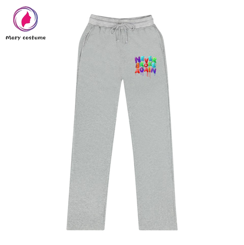 2019 New NBA YoungBoy Women Loose Pants Cooton High Quality Jogging Sports Trousers Fashion Comfortable Casual Pants
