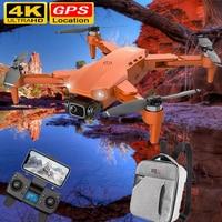 2021 nuova fotocamera doppia L900 pro 4K HD con GPS 5G WIFI FPV motore brushless rc distanza 1.2km volo professionale drone 25min