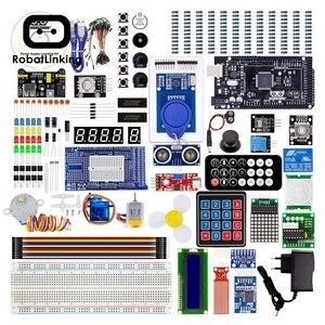Image 2 - Robotlinking EL KIT 008メガ2560プロジェクト最も完全な究極スターターキットw/チュートリアルarduinoのunoナノ