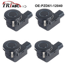 PZD61-12040 PDC Park sensor FOR Toyota New Backup Aid Sensor Anti Radar Detector Parktronic Distance Control accessory 4pcs/lot