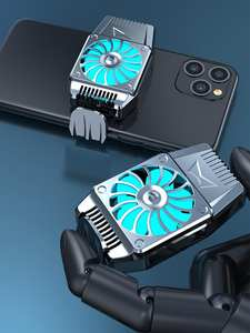 Cooler Radiator Cooling-Fan Game Cell-Phone Portable Samsung/xiaomi for Usb-Powered