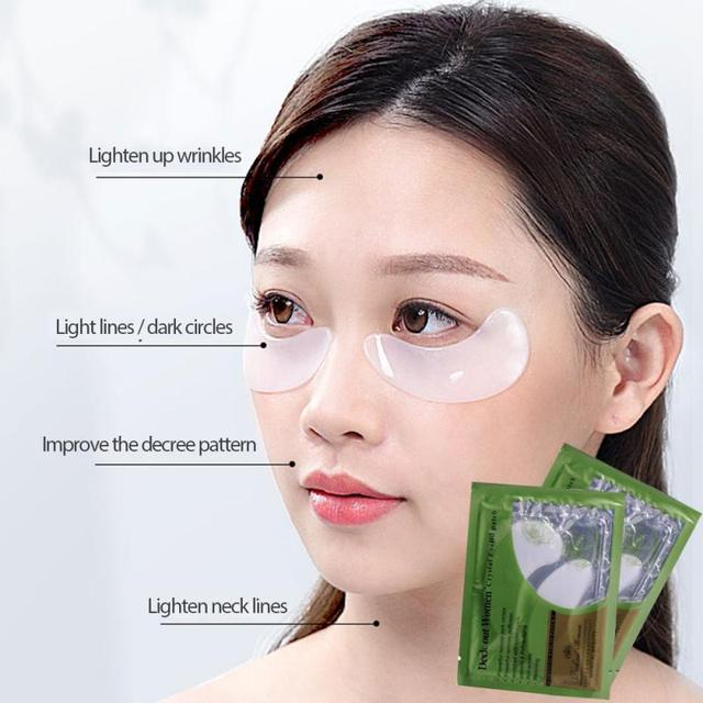 ROSOTENA Eye Mask eye patches Eye Care Dark Circles Remove for Wrinkle alleviating eye bags diluting crow's feet Korean cosmetic 3