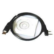 USB программа для программирования кабеля, шнур для Kenwood, двухсторонняя радиосвязь, KPG 22U TK340