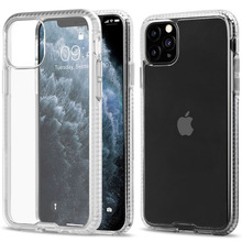 Ultra Thin Hybrid Crystal Clear Case for iPhone