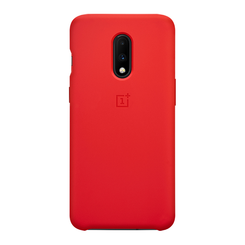 Bulk Prices (PRODUCT) Original 100% Oneplus 7 Pro Case Oneplus 7 Silicone Case Cover official Stock Sandstone Karbon