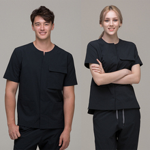Hand washing clothes for men and women surgical isolation beauty salon brush hand doctor uniform split suit