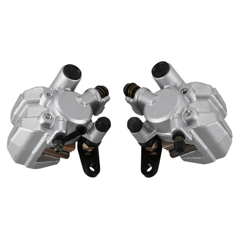Silver Hose /& Stainless Black Banjos Pro Braking PBK9738-SIL-BLA Front//Rear Braided Brake Line