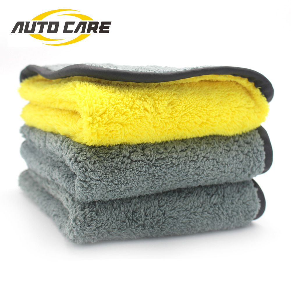 Extra Soft 30*30CM Car Wash Microfiber Towel Car Cleaning Drying Cloth Car Care Cloth Detailing Car Wash Towel Never Scratch