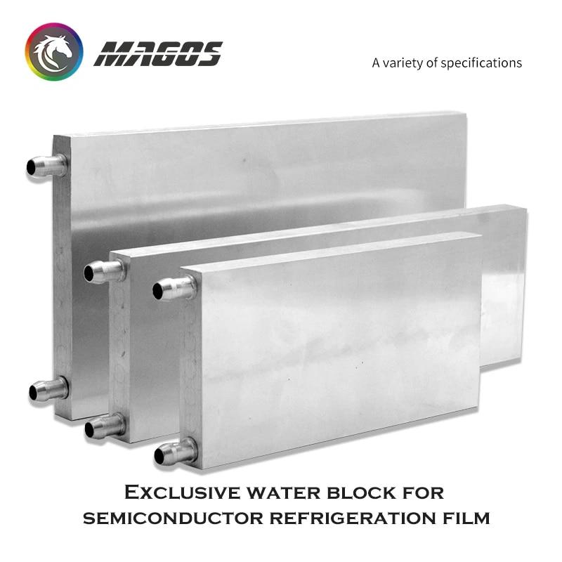 ffzhushengmy Electronics Module Parts Thickening Radiator Aluminum Heat Sink 80x28x15mm
