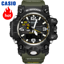 Casio Watche Tigers Triple Sensing Solar Movement Men WatchGWG-1000-1A casio gpw 1000 1a