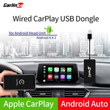 Carlinkit USB CarPlay Dongle/Android Auto con Controllo Touch Screen per Android Auto Lettore Multimediale Android(China)