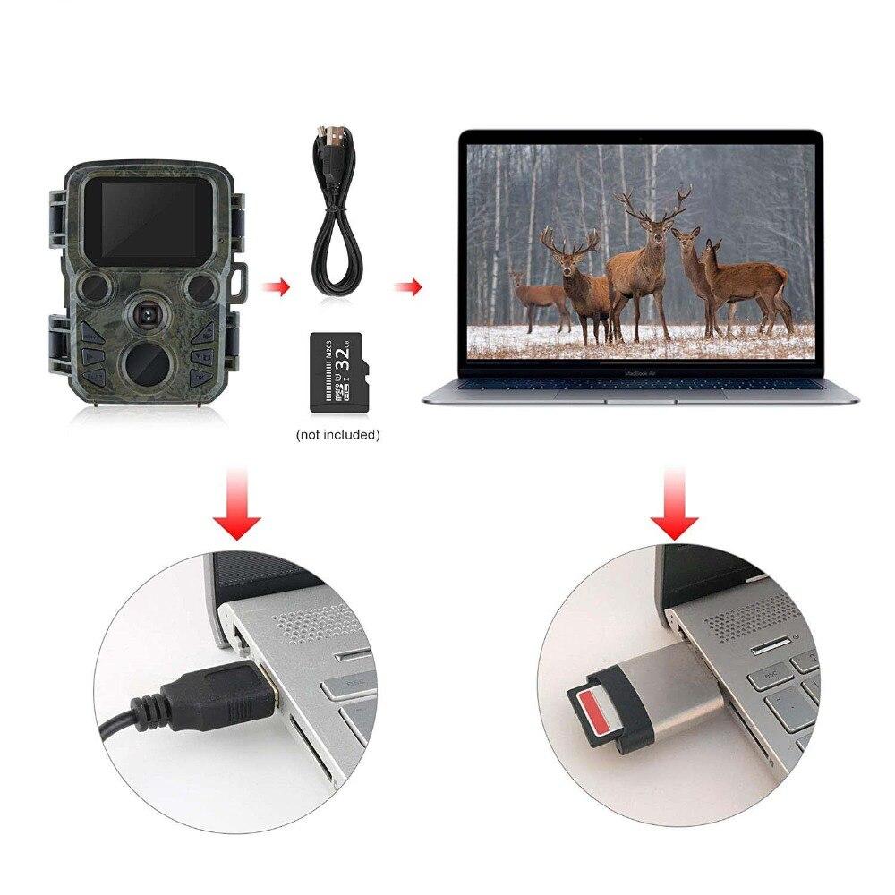 H1f22295479b34c0e993d6b86c1406eef7 - 16MP 1080P Mini Trail Photo-traps IP66 Hunting Camera Game Trail Camera Outdoor Wildlife Scout Guard Wildcamera with PIR Sensor