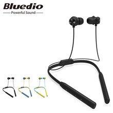 Bluedio TN2 스포츠 블루투스 이어폰, 휴대 전화 및 음악 용 능동 소음 제거/무선 헤드셋 포함