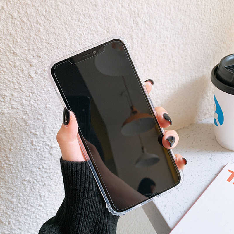 MANQUE Mignon Dessin Animé Planète Antichoc coque de téléphone Pour iphone 11 Pro Max X XR XS Max 7 8 Plus Doux Clair Univers ciel Étoilé Couverture