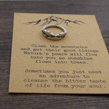 1 шт. горное Золотое обручальное кольцо дикая природа