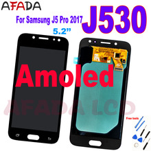 Adjustable LCD J530 Display For Samsung J5 Pro 2017 J530F LCD Display Touch Screen Digitizer Screen Replacement 100% tested lcd for samsung galaxy j530 lcd j5 2017 display touch screen lcd digitizer assembly for samsung j530f j5 pro 2017