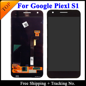 Image 5 - 100% getest Super AMOLED Voor HTC Google Pixel 2 XL LCD Voor HTC Google Pixel Scherm LCD Touch Digitizer montage