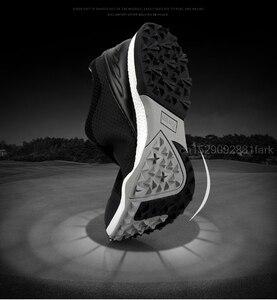 Image 3 - 골프 신발 남자 스 니 커 즈 Anti skid 유일한 통기성 스 니 커 즈 방수 소프트 골프 신발 남자 훈련 스포츠 신발